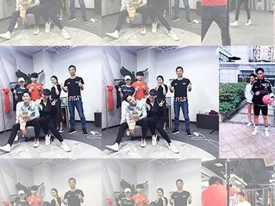 奥灵柯抖音拍摄项目 : 24-7潮牌 (一)