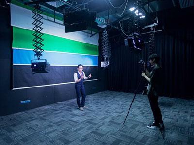 奥灵柯抖音短视频代运营拍摄场地