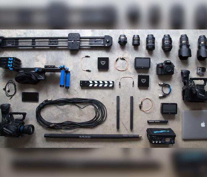 抖音短视频代运营拍摄设备