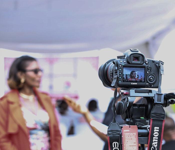 抖音代运营公司拍摄设备
