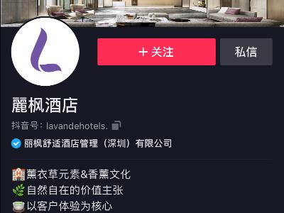 麗枫酒店:抖音短视频代运营案例
